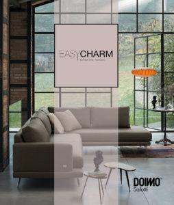 Doimo Salotti - Cataloghi Easycharme - marzo 2017