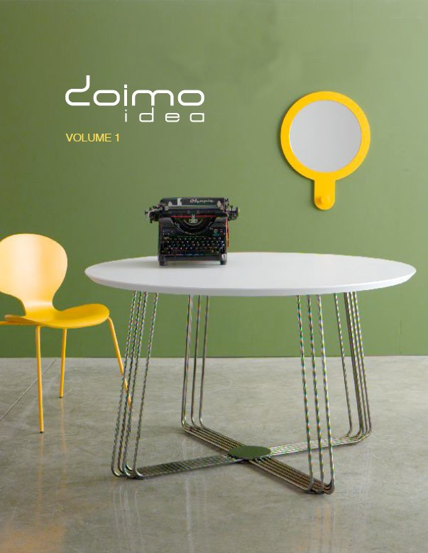 Cataloghi Doimo Idea Volume 1