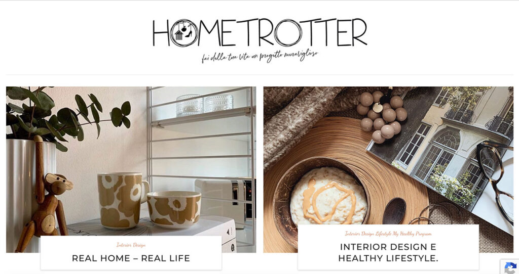 Home Page Home Trotter
